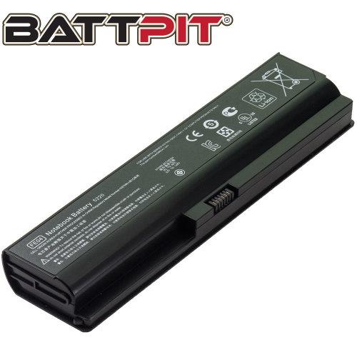 BattPit Battery for HP ProBook 5220M FE06 535630-001 595669-721 595669-741  HSTNN-CB1P HSTNN-CB1Q HSTNN-Q85C HSTNN-UB1Q [6-Cell/5600mAh/62Wh]