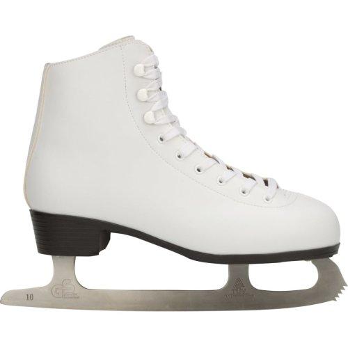 Nijdam Women's Figure Skates Ice Skating Boots Classic Size 35 0034-UNI-35