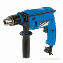 500w Silverline Hammer Drill - 265897 Diy Power -  drill hammer 500w silverline 265897 diy power