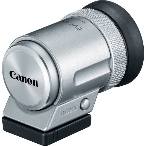 CANON EVF-DC2 Electronic Viewfinder Silver (For G1X II,G3X,M3,M6)