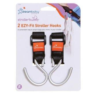 Dreambaby Stroller Buddy Stroller Hooks F2252 -  (2 pack)