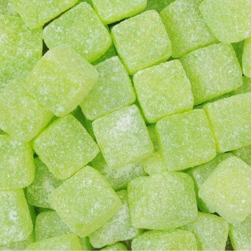 150g Bag of Sour Apple Cubes