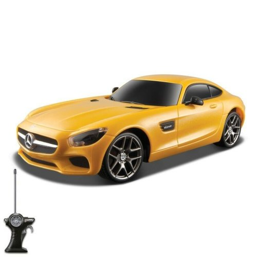 Maisto 1:24 RC Mercedes AMG GT Replica Car Collectors Motor Remote Control