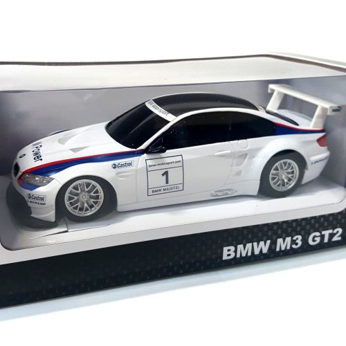 BMW M3 GT2 Radio Control Car - Scale 1:24 - Official Licensed Product - Gift