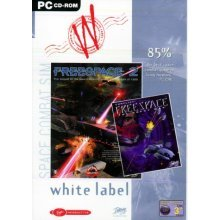 Freespace 1 and 2 - White Label (PC CD)