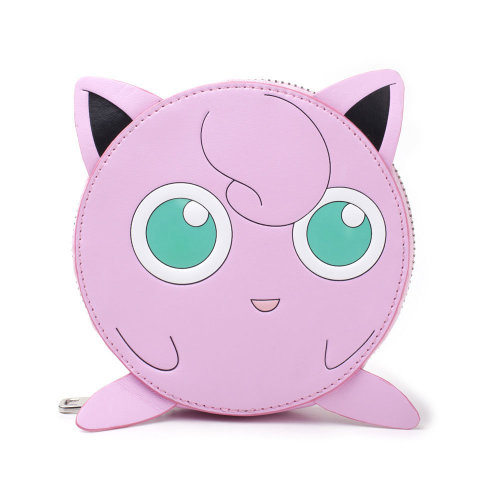 POKEMON Jigglypuff Coin Purse with All-round Zip, Female, One Size, Pink (GW130210POK)