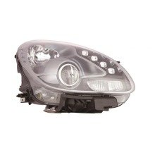 Alfa Romeo Giulietta 2010-2014 Headlight Headlamp Black Inner Drivers Side O/s