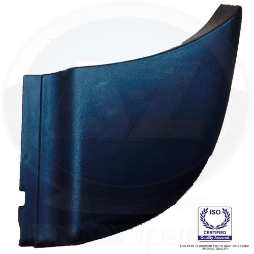 For Toyota Hilux Vigo MK6 MK7 MK8 rear bumper end corner plastic cap right