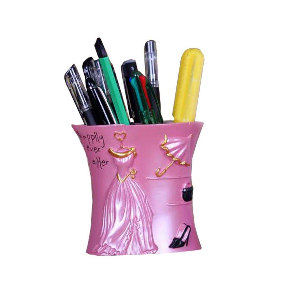 Desktop Office Stationery Storage Box Decoration Pen Holder 4 On Onbuy