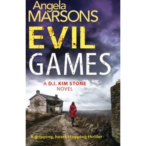 Evil Games: A gripping, heart-stopping thriller: Volume 2 (Detective Kim Stone crime thriller series)