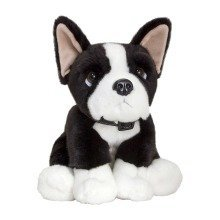 Keel Boston Terrier Dog Soft Toy 35cm