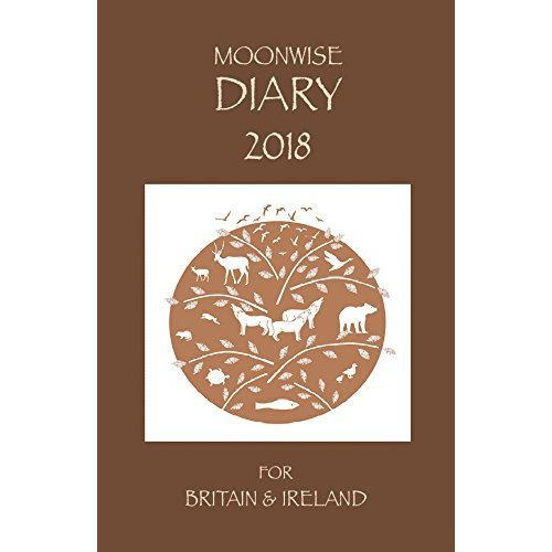 Moonwise Diary 2018 for Britain & Ireland