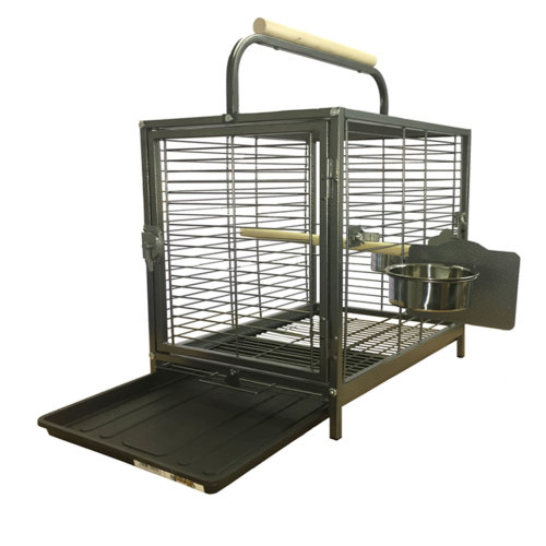 Parrot Carrying Cage With Large Opening Door
