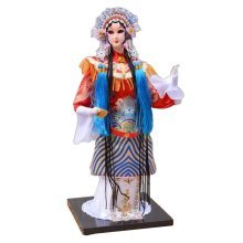 Traditional Chinese Doll Peking Opera Performer - Yang Gui Fei