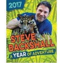 Steve Backshall Annual 2017