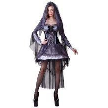 Dark Gothic Bride Costume