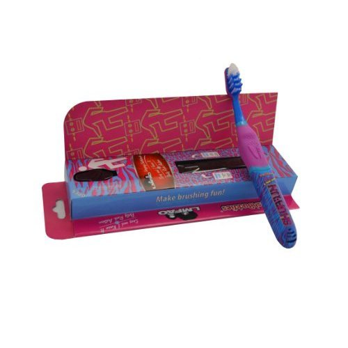 Brush Buddies LMFAO Sexy And I Know It and Party Rock Anthem Singing Toothbrush