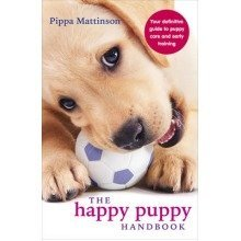 The Happy Puppy Handbook - Pippa Mattinson