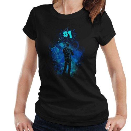Fortnite The Reaper Silhouette Women's T-Shirt