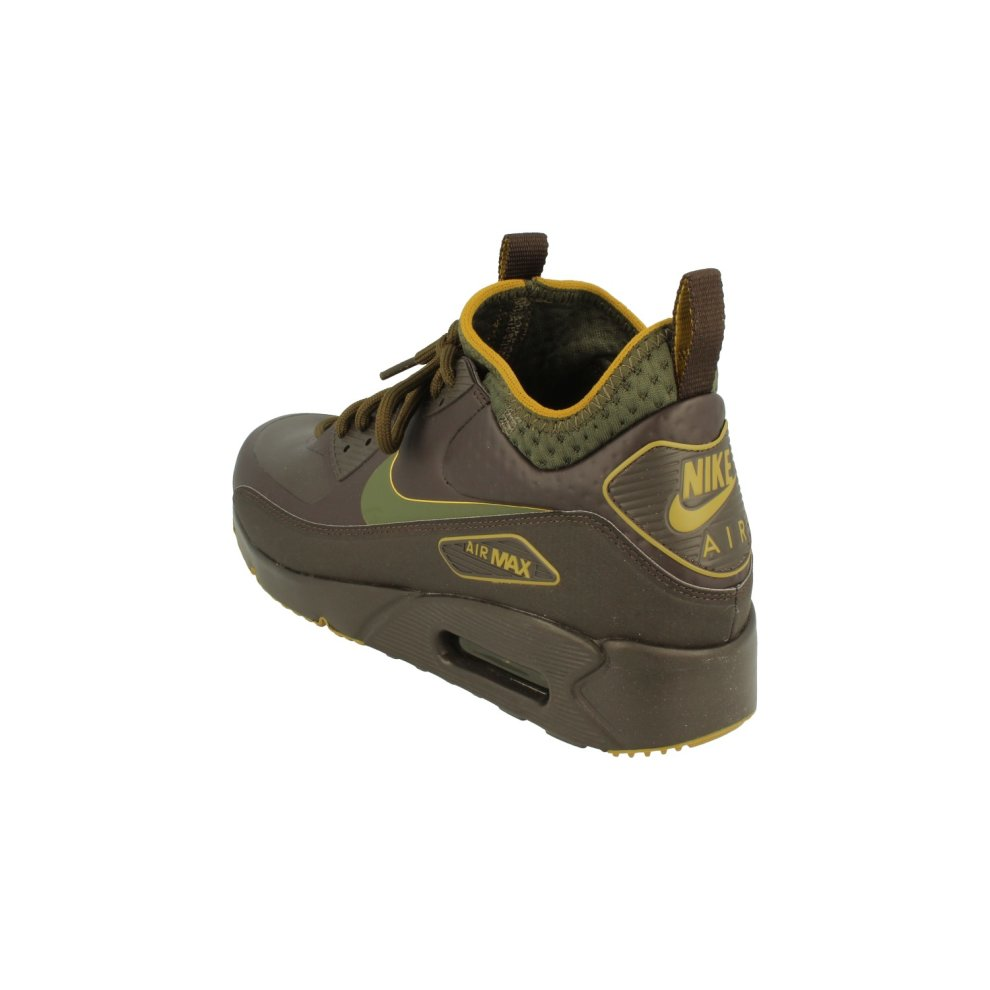 6651989a51 ... Nike Air Max 90 Ultra Mid Winter Se Mens Hi Top Trainers Aa4423 Sneakers  Shoes ...