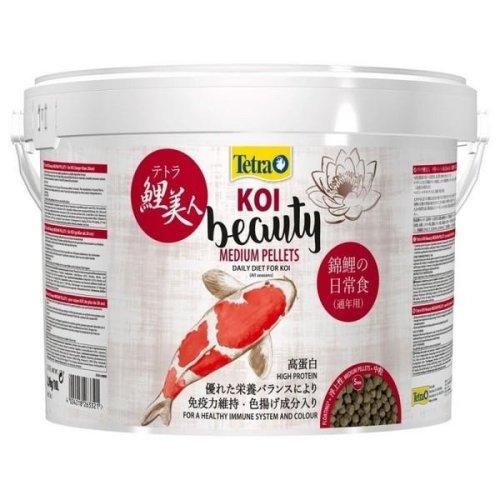 Tetra Koi Beauty Pellets 10L Bucket