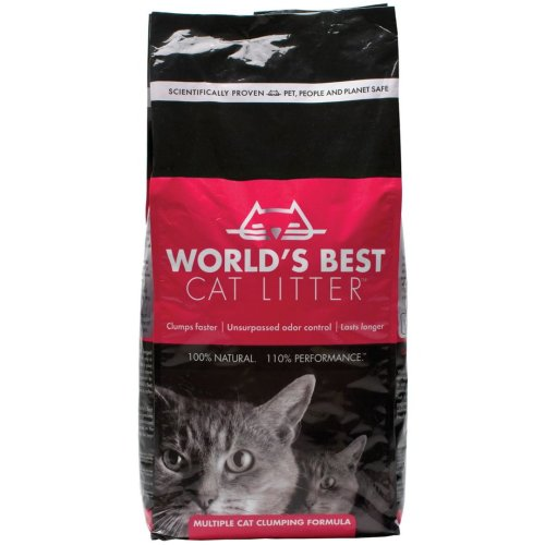 Worlds Best Multiple Cat Litter Formula 12.7kg