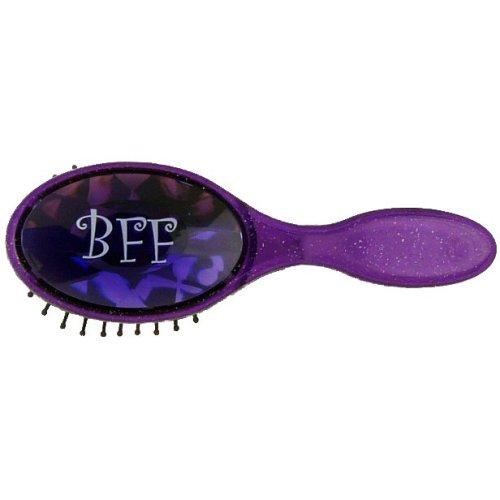 BFF Bejewelled Hairbrush