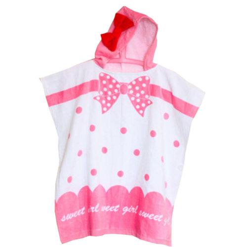 Cute Baby Towel/ Bath Towel/Baby-Washcloths/BABY bathrobe,Bowknot