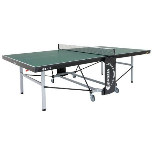 Sponeta Table Tennis Table Deluxe Outdoor Green with a 6mm Top