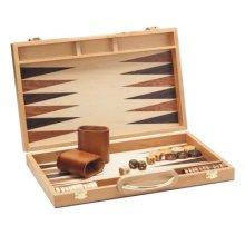 "Camphor Backgammon - 15"""