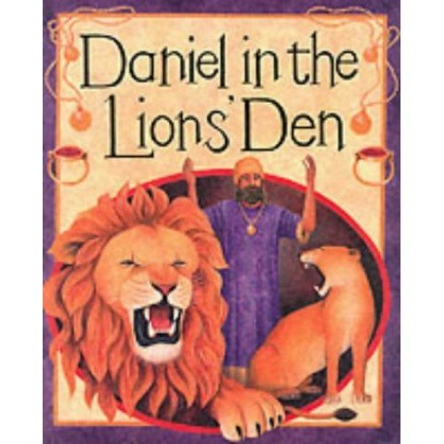 Daniel in the Lions' Den (Bible Stories)