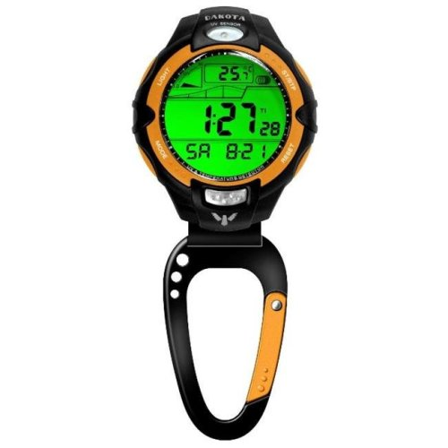 Dakota 75466 Uv Sensor Clip , Orange Watch