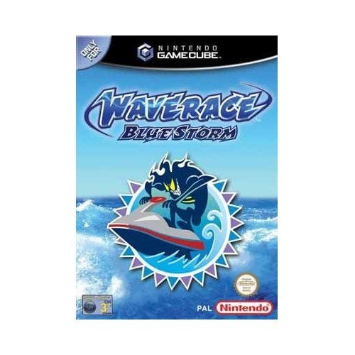 Gamecube - Wave Race: Blue Storm
