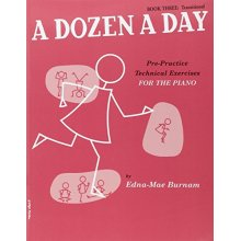 A Dozen a Day, Book 3