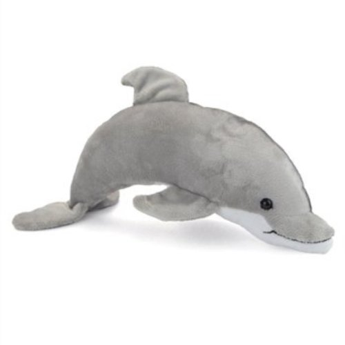 "15"" Dolphin Plush Stuffed Animal Toy"