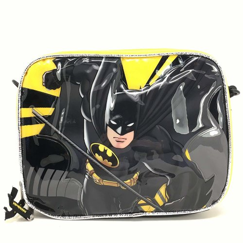 Lunch Bag - Batman - Black & Yellow New 168227