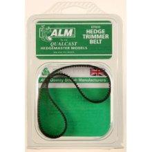 Hedgetrimmer Drive Belt For Qualcast -  drive belt alm qt043 manufacturing almqt043