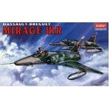 Aca12248 - Academy 1:48 - Dassault Mirage Iiir