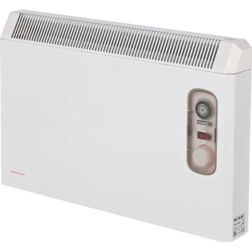 Elnur PH-150T 1500W 630mm 24 Hour Timer Panel Heater