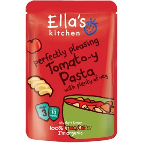 Ellas Kitchen Stage 3 Tomato-y-pasta 190g