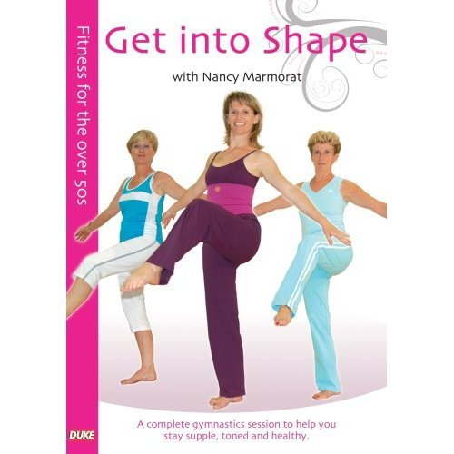 Fitness For The Over 50s - Get Into Shape DVD [DVD]