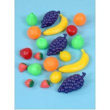 Childrens 20 Piece Fruit Play Set (A1437)