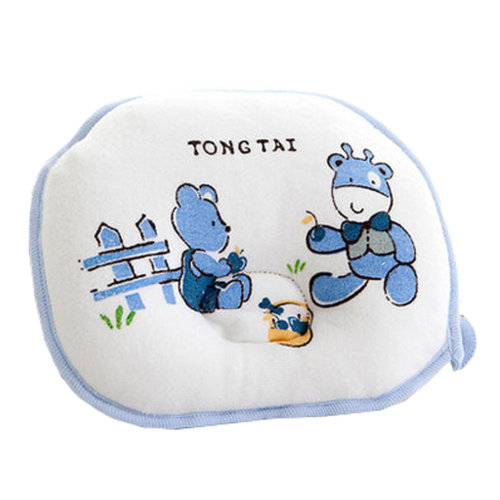 Adorable Soft LittlePillow Prevent Flat Head Small Pillows For 0-1 Years, A