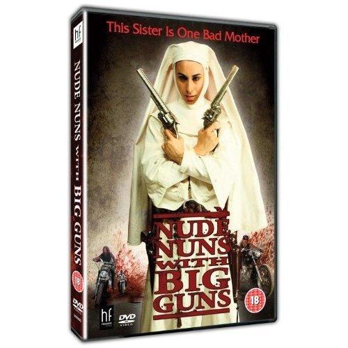 Nude Nuns With Big Guns [DVD]