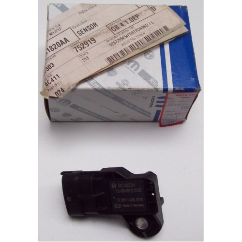 Chrysler Jeep Renegade Intake Manifold Map Sensor 68141820AA