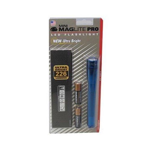 Maglite SP2P11H Mini AA Pro LED Flashlight - Blue