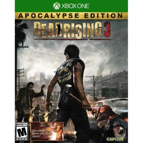 Dead Rising 3 Apocalypse Edition Xbox One Game