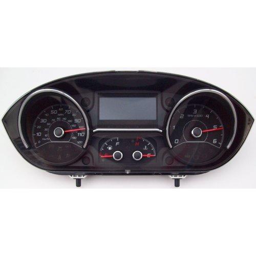 Fiat Ducato 2014 Instrument Cluster  1387187080
