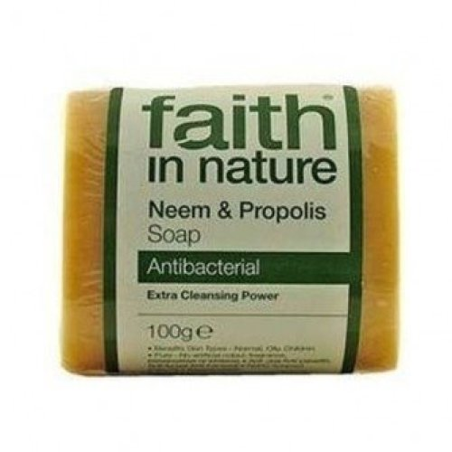 Faith In Nature - Neem Pure Veg Soap 100g