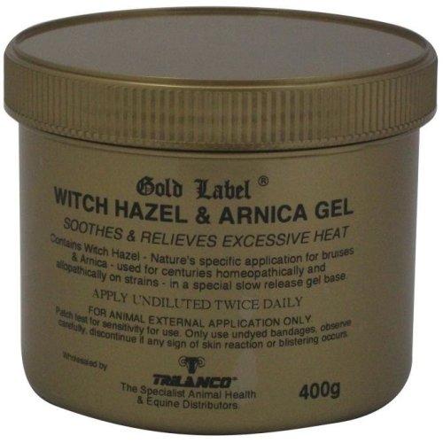 Gold Label Witch Hazel & Arnica Gel